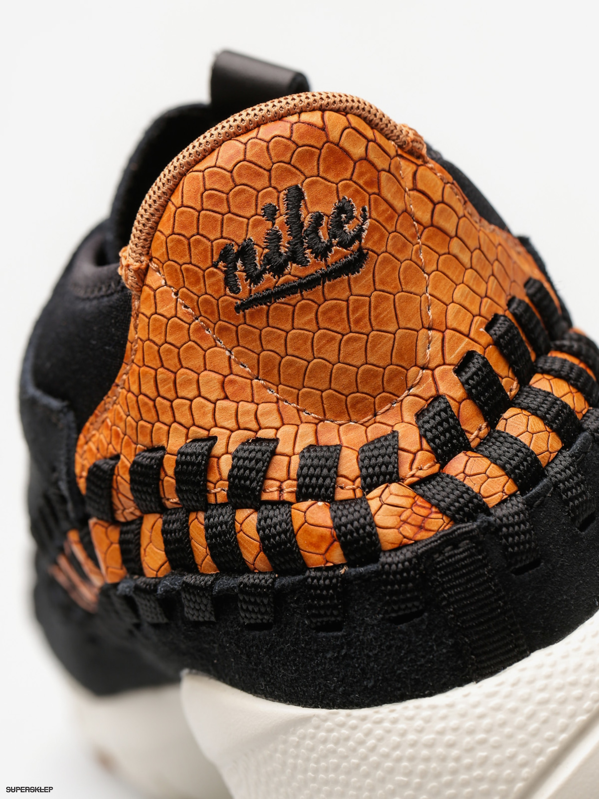 newest collection 7bac4 b54b1 Boty Nike Air Footscape Woven Chukka Premium (black black dark russet sail)
