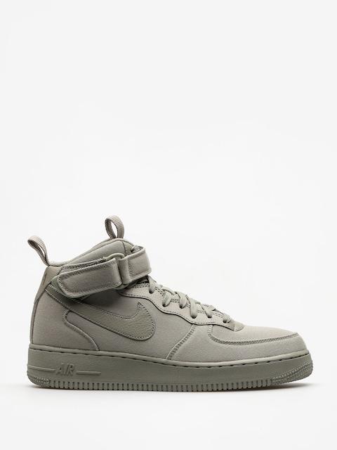 Boty Nike Air Force 1 Mid 07 Canvas (dark stucco/dark stucco twilight marsh)
