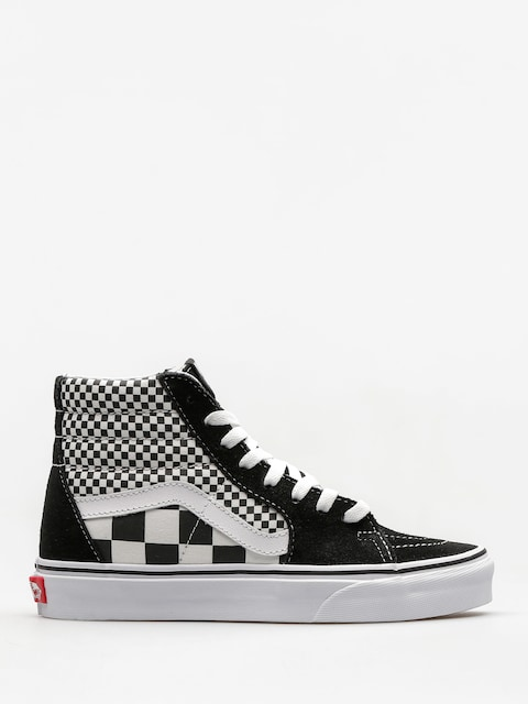 Boty Vans Sk8 Hi (mix/checker/black/true/white)