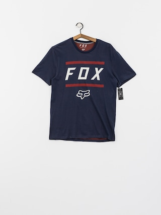 Tričko Fox Listless Airline (nvy/rd)