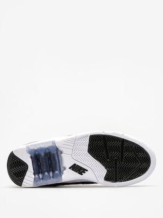Boty Nike Air Force 180 (black/black white)