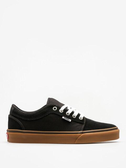 Boty Vans Chukka Low (black/black/gum)
