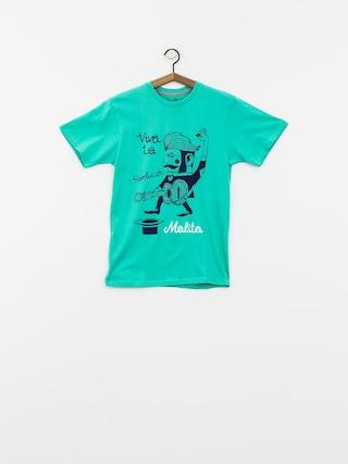 Tričko Malita  Revolution (mint)