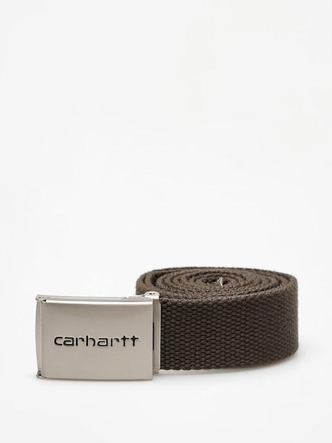 Pásek Carhartt Clip Chrome (cypress)