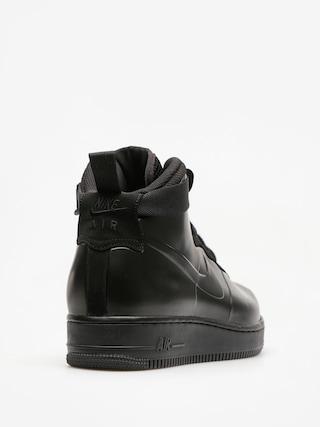 Boty Nike Air Force 1 Foamposite Cupsole (black/black black)