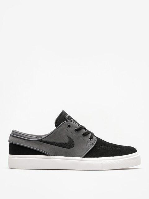 Boty Nike SB Zoom Stefan Janoski (dark grey/black summit white)