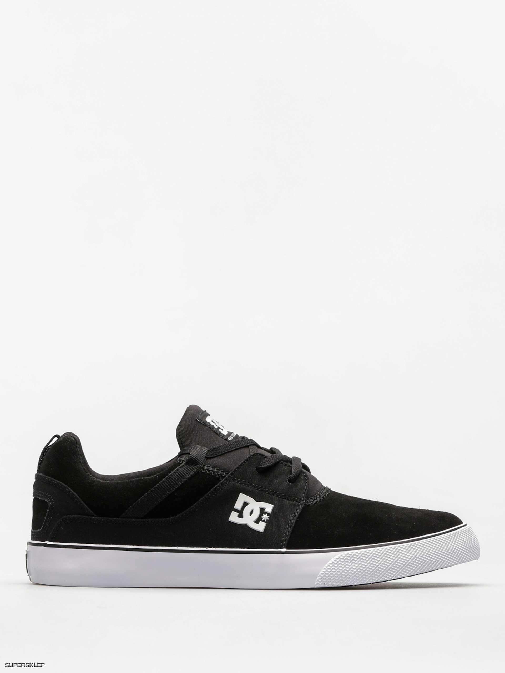 Boty DC Heathrow Vulc (black/white)