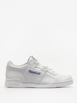Boty Reebok Workout Plus (white/royal)