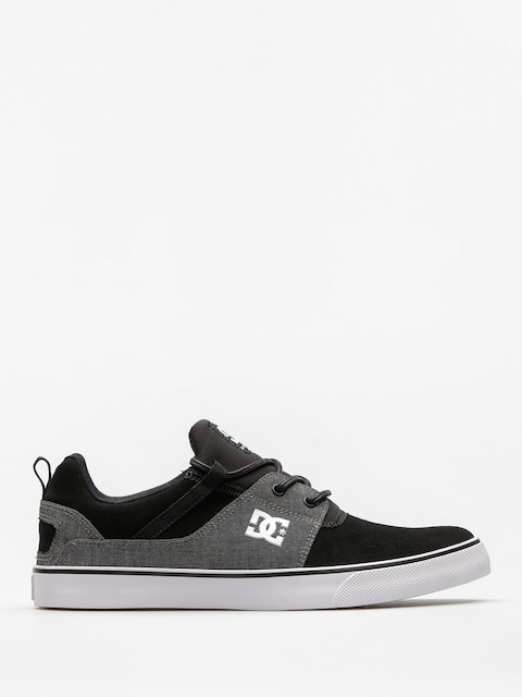 Heathrow DC Boty V Se (black/black/dk grey)