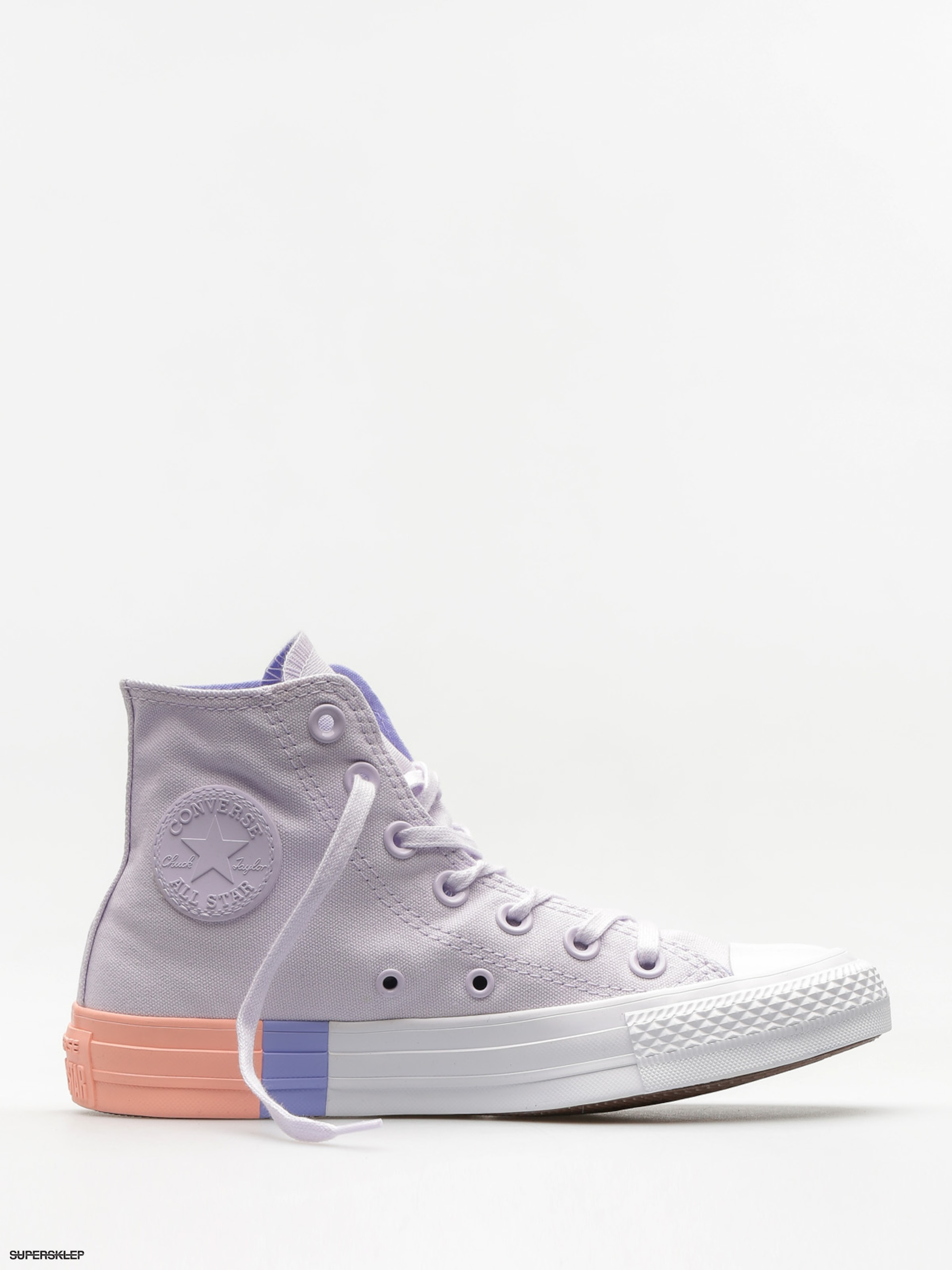 Tenisky Converse Chuck Taylor All Star Hi (barely grape/twilight pulse)