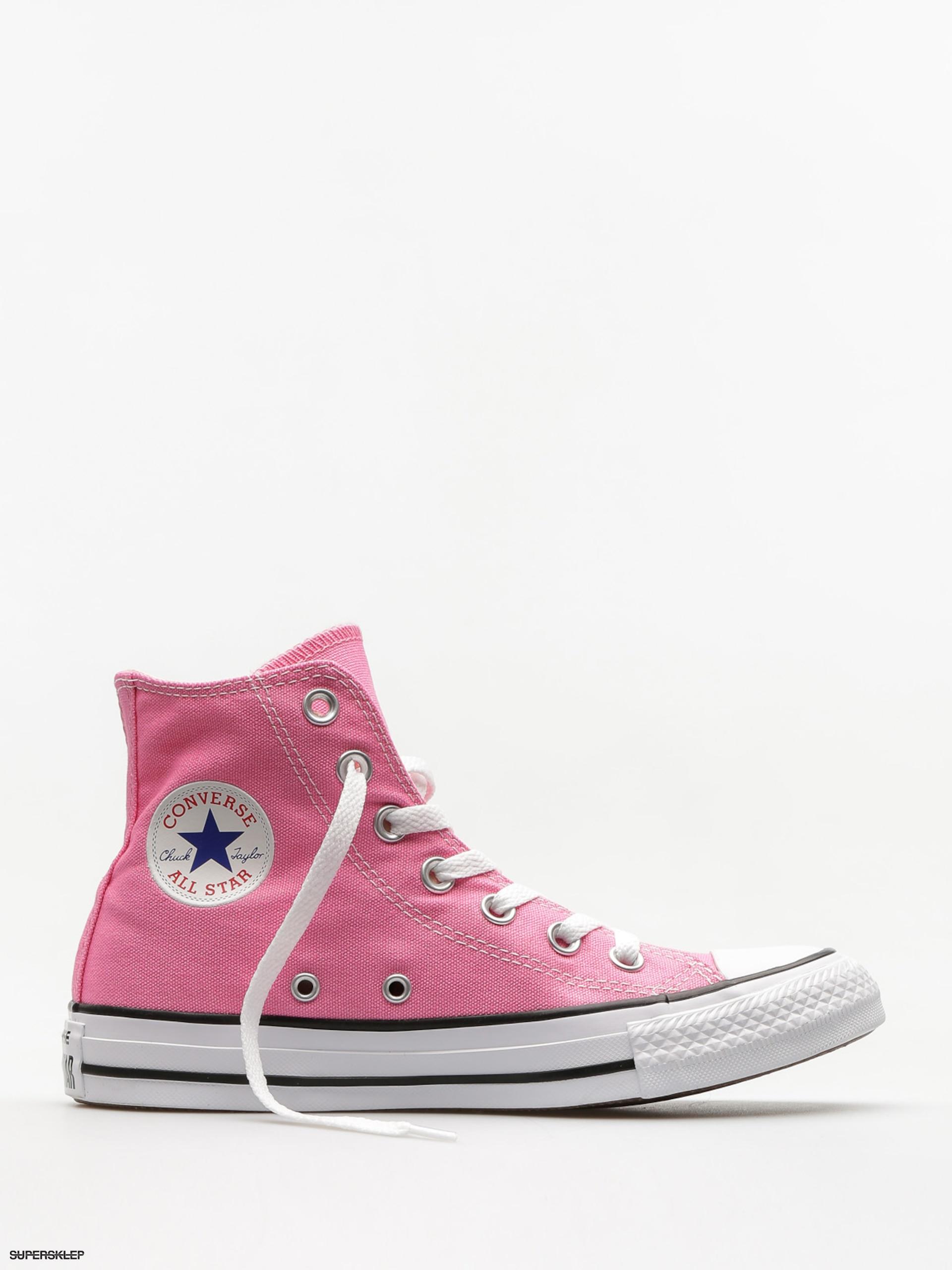 Tenisky Converse Chuck Taylor All Star Hi (pink) 9c81bf3cc3a