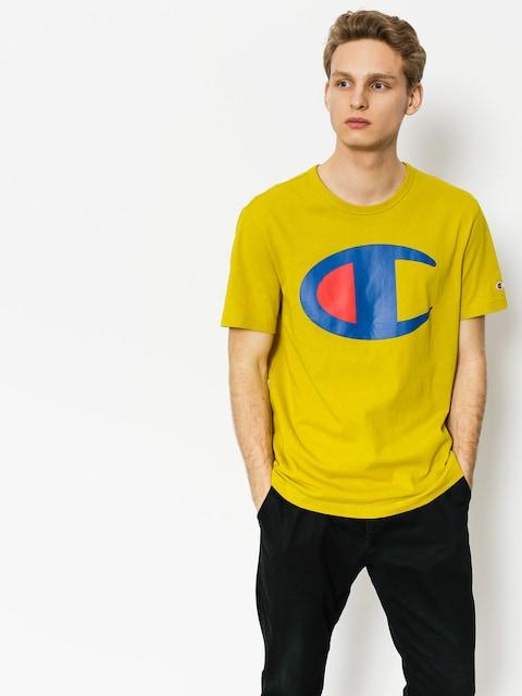 Tričko Champion Crewneck T Shirt (wax)