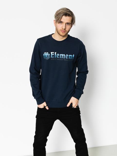 Mikina Element Horizontal Fill Crew