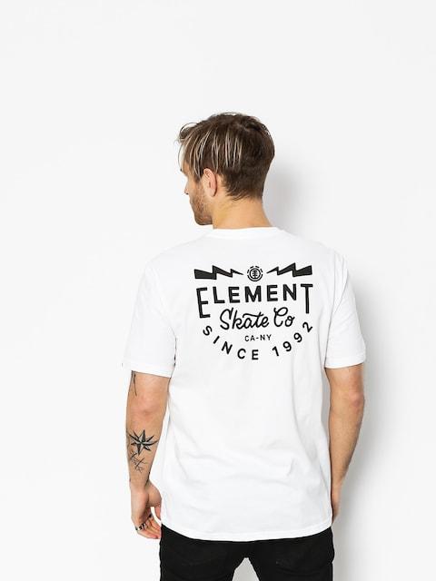 Tričko Element Zap (optic white)