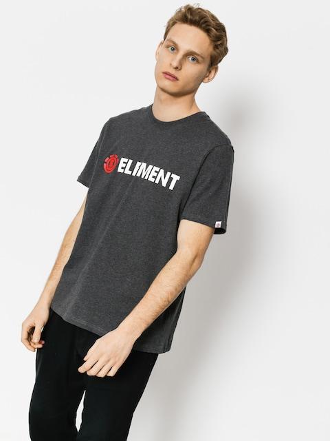 Tričko Element Blazin (charcoal heathe)