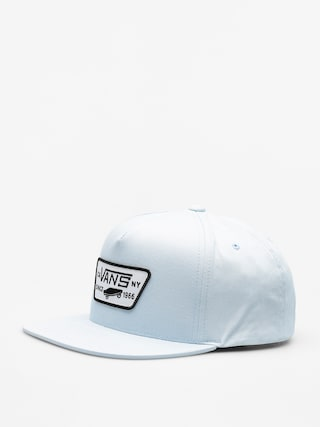 Kšiltovka  Vans Full Patch Snapback ZD (baby/blue)