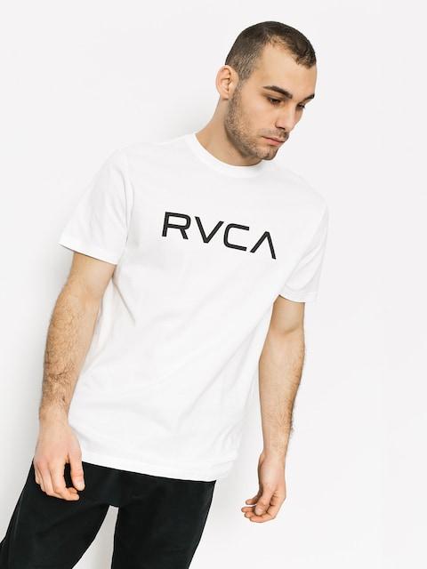 Tričko RVCA Big Rvca (white)