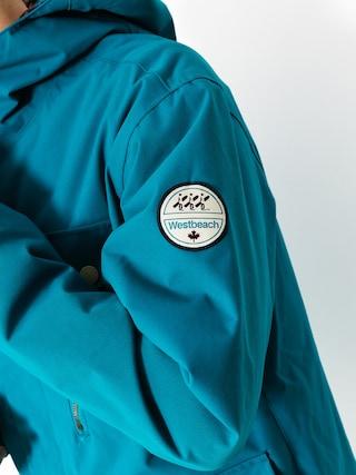 Westbeach Snowboardová bunda Utopia (seaweed)