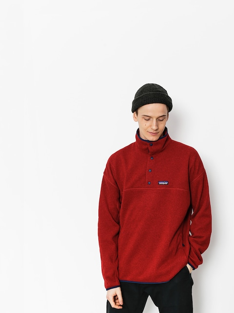 Mikina Patagonia LW Better Sweater Marsupial (classic red)