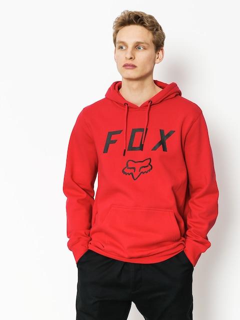Mikina s kapucí Fox Legacy Moth HD (drk rd)