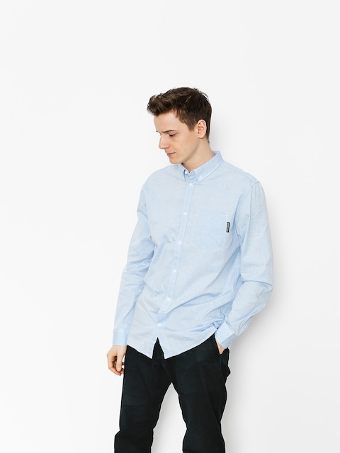 Košile DC Classic Oxford Ls (light blue)