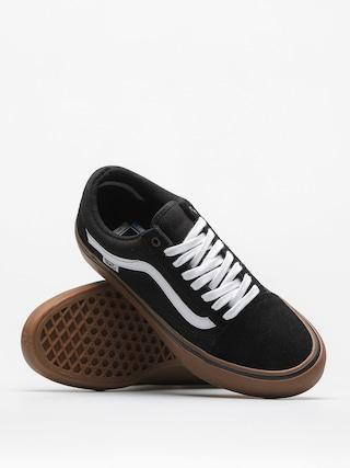 02ed72324 Skool blackwhitemediumgum Boty Old Vans Pro Sgw7HqR