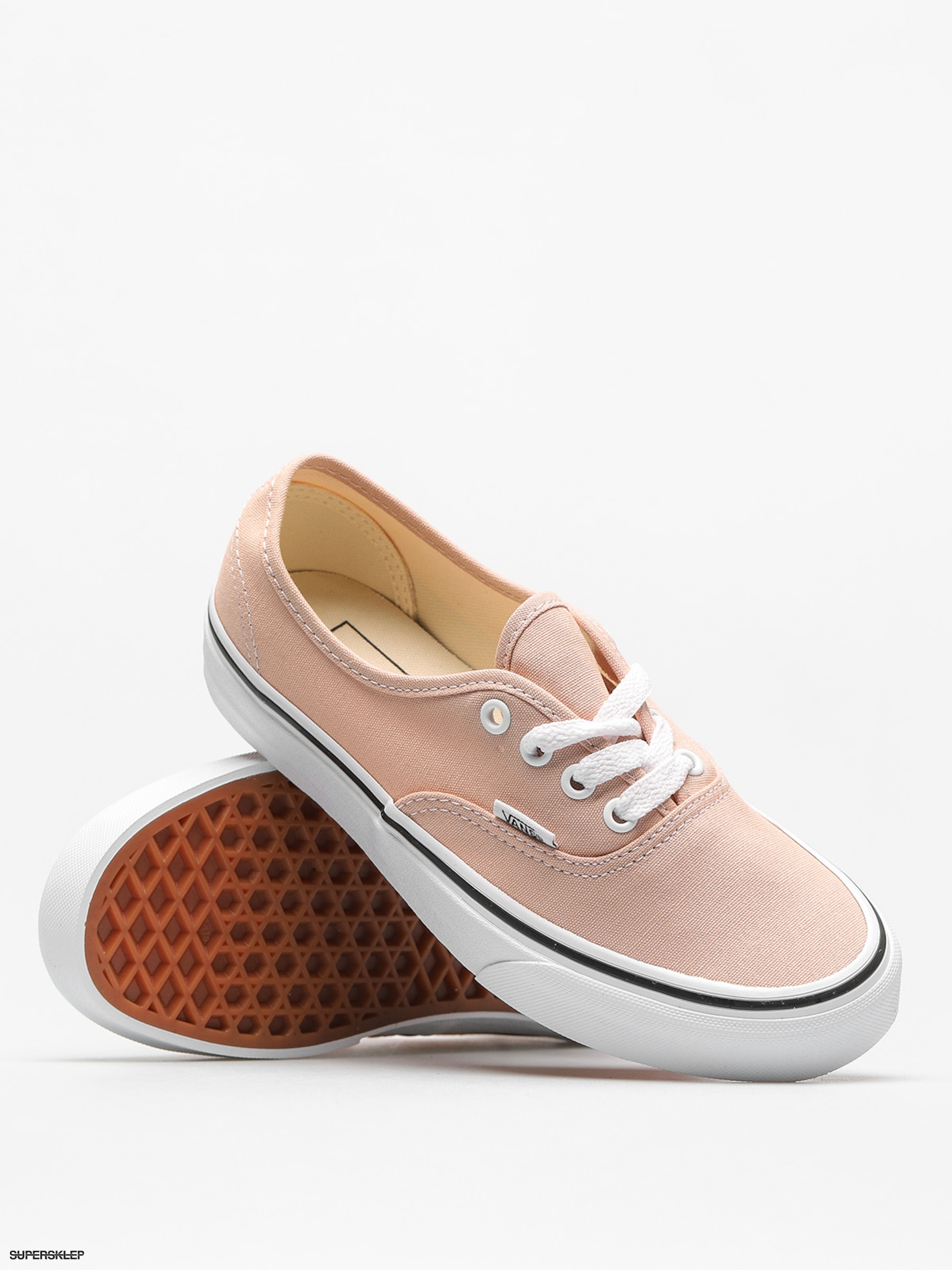 664862861e Boty Vans Authentic (frappe true white)