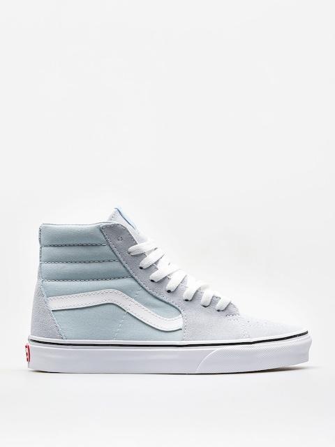 Boty Vans Sk8 Hi (baby/blue/true/white)