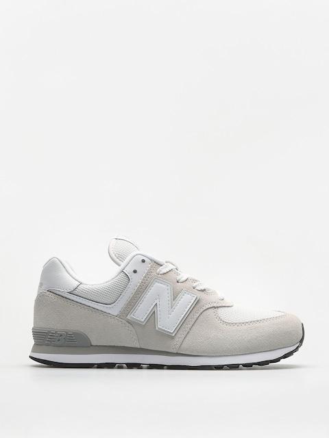Boty New Balance 574 (white)