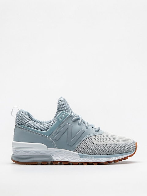 Boty New Balance 574 Wmn (light/slate)