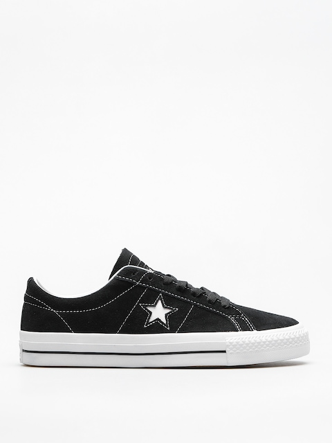 Boty Converse One Star Pro Refinement Ox (black/white/white)