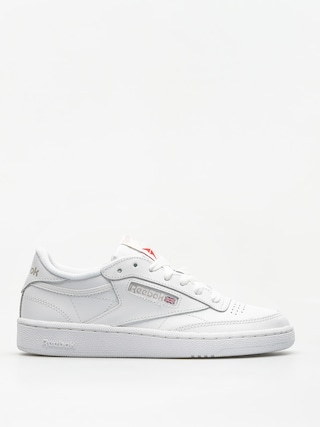 Boty Reebok Club C 85 Wmn (white/light grey)