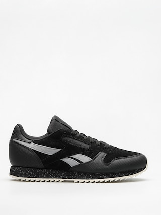 Boty Reebok Cl Lthr Ripple Sm (black/cool shadow/ch)
