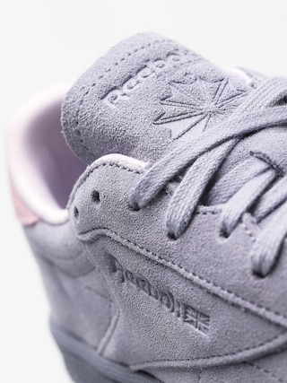 Boty Reebok Club C 85 Nbk Wmn (purple fog/quartz)