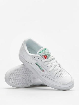 Boty Reebok Club C 85 Archive Wmn (white/glen green/red)