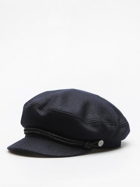 Klobouk s kšiltem Brixton Bosmanka Fiddler ZD (navy/black)
