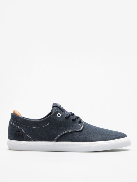 Boty Lacoste Esparre 118 2 (navy/light tan)