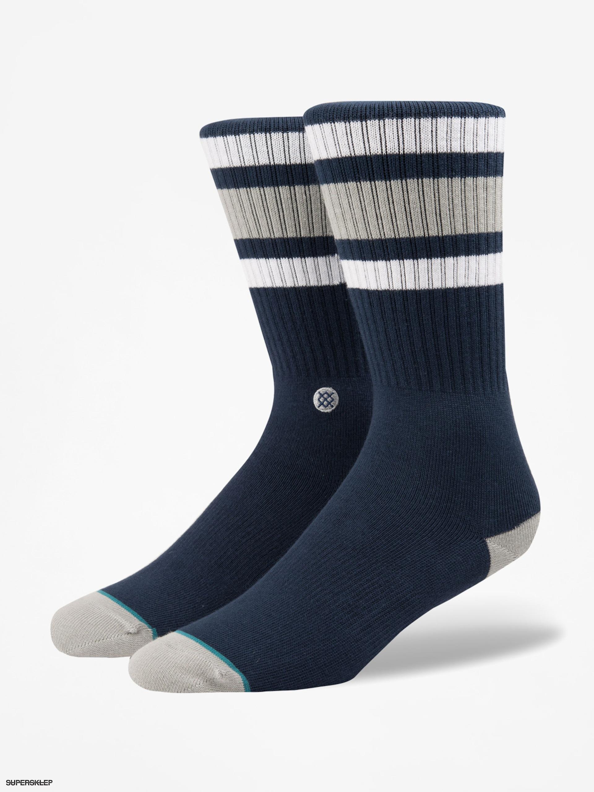 Ponožky Stance Boyd 3 (navy) 3b149b6550