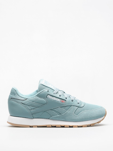 Boty Reebok Cl Leather Estl Wmn (whisper teal/white)