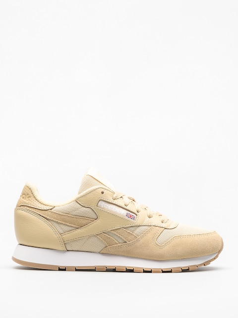 Boty Reebok Cl Leather Estl Wmn (straw/white)