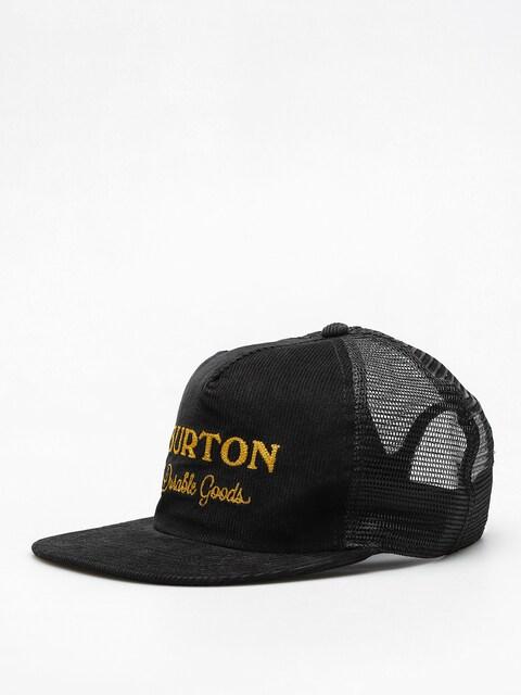 Kšiltovka  Burton Retro Mtn ZD (true black)