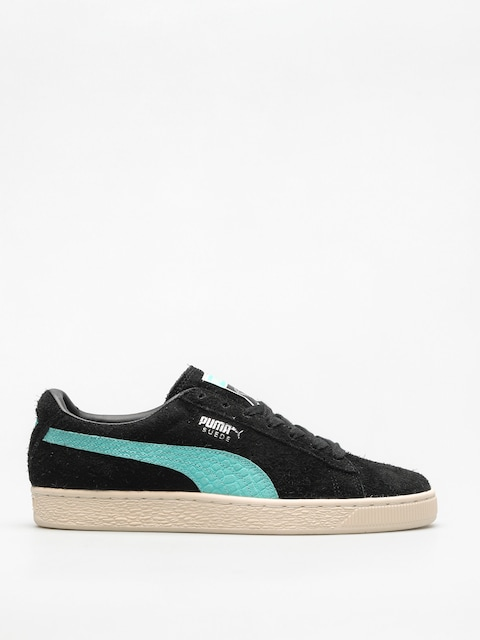 Boty Puma Suede Diamond (puma black/diamond blue)