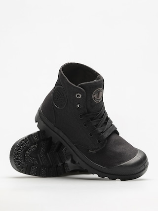 Boty Palladium Mono Chrome (black)