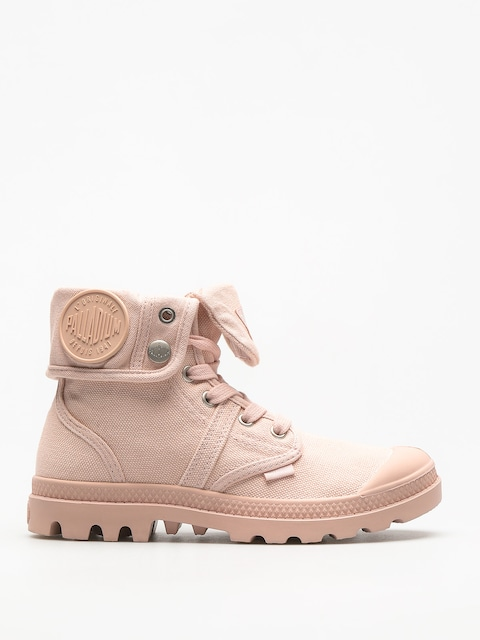 Boty Palladium Pallabrouse Baggy Wmn (peach whip)