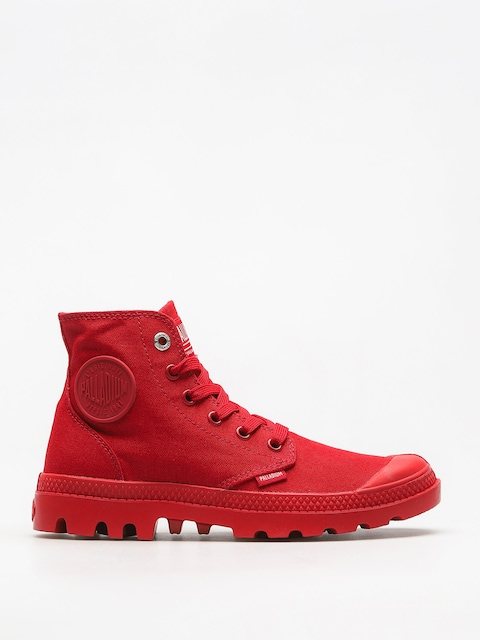 Boty Palladium Mono Chrome (chili pepper)