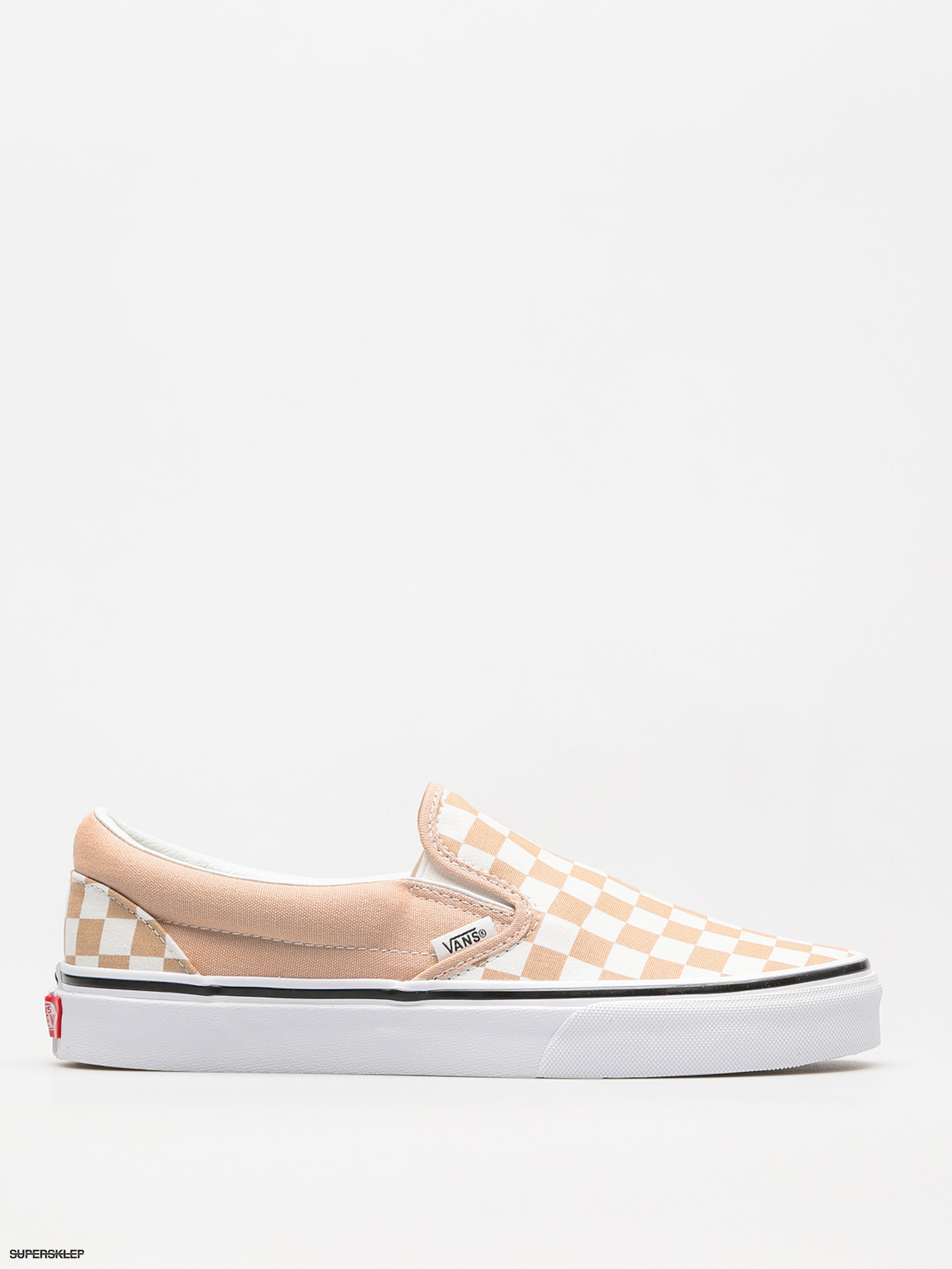Boty Vans Classic Slip On (checkerboard/frappe/true/white)