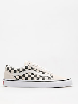 Boty Vans Old Skool (checkerboard/white/black)