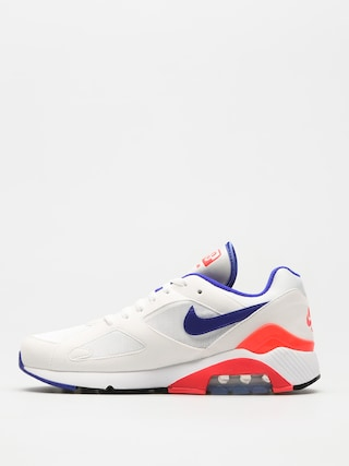 Boty Nike Air Max 180 (white/ultramarine solar red)