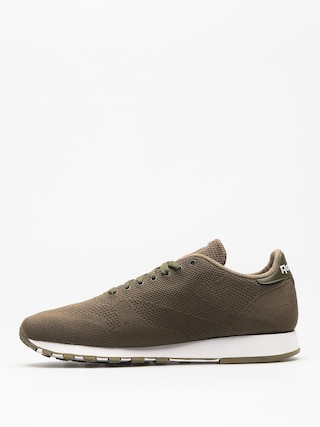 Boty Reebok Cl Leather Ultk (army green/white)