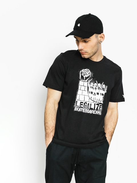 Tričko adidas Legalize (black/white)